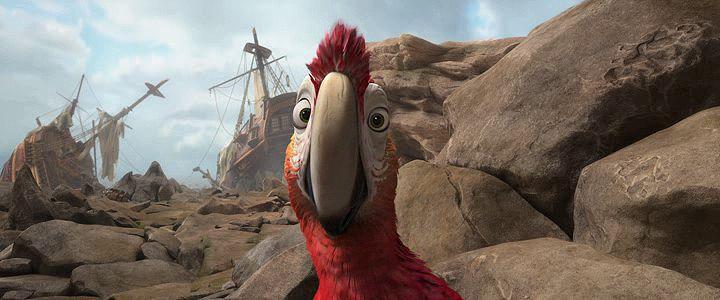 Robinson Crusoe Ekran Görüntüsü 1
