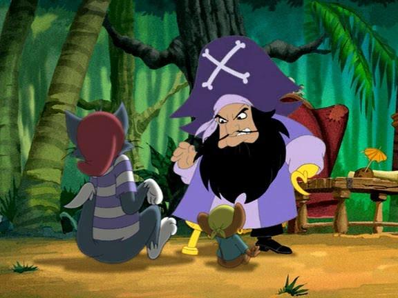 Tom ve Jerry Korsanlar Arasında Ekran Görüntüsü 2
