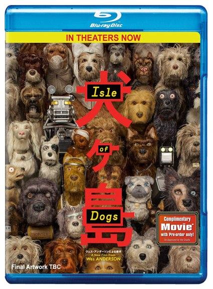 Köpek Adası - Isle of Dogs - 2018 - 1080p BluRay TRDublaj - DUAL (TR-EN)