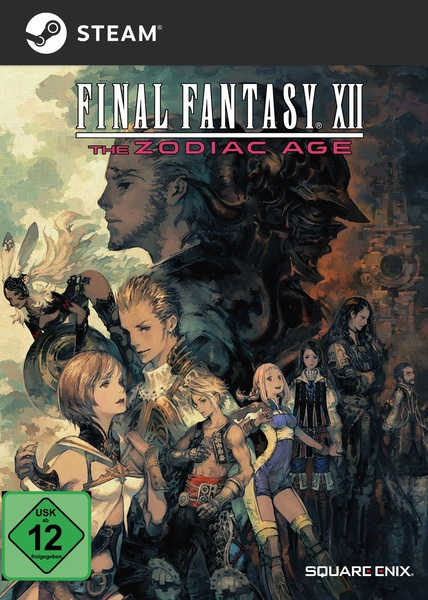 Final Fantasy Xii The Zodiac Age Multi2-x X Riddick X x