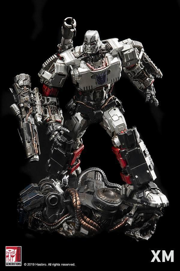 Premium Collectibles : Transformers - Megatron (G1)** 915jix