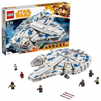Amazon Fr Lego Star Wars Kessel Run Millennium Falcon 75212