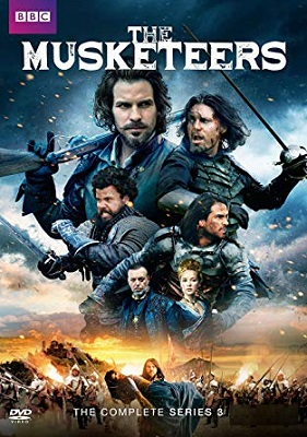 The Musketeers - Stagione 3 (2016) (Completa) LD WEBRip ITA AAC x264 mkv
