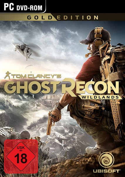 TOM CLANCYS GHOST RECON WILDLANDS – STEAMPUNKS