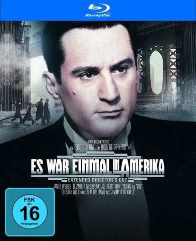 Drama] Es war einmal in Amerika - Extended Edition 1984