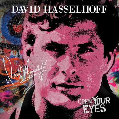 David Hasselhoff - Open Your Eyes (2019)