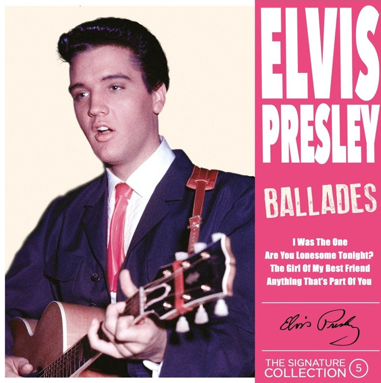 ELVIS THE SIGNATURE COLLECTION VOL. 5 - BALLADS 9200000060458170zhsnt