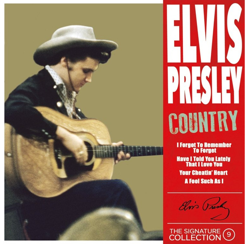 ELVIS THE SIGNATURE COLLECTION VOL. 9 - Country 9200000060458616skuic
