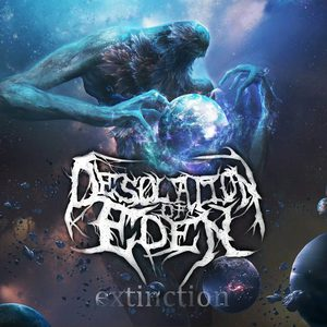 Desolation Of Eden – Extinction [EP] (2016) Album