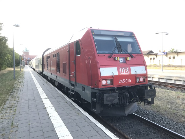 92 80 1245 015-3 D-DB RE5 RE14528 Cuxhaven