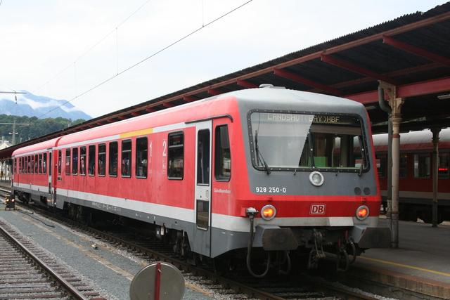 928 250-0 Salzburg Hbf