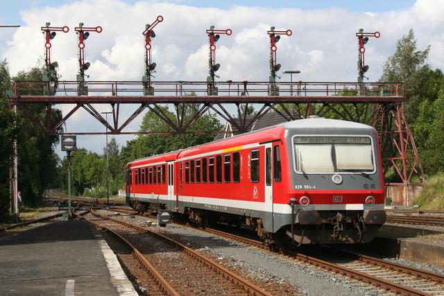 928 564-4 Ausfahrt Bad Harzburg