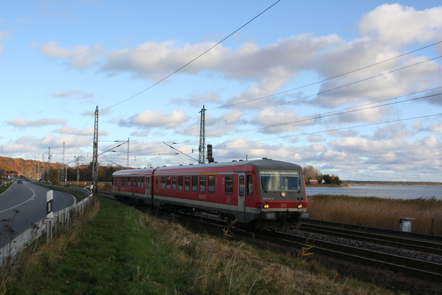 928 646-9 Lietzow (Rügen) am kleinen Jasmunder Bodden