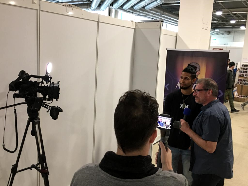 XM Studios: Coverage Fantasy Basel 2019 - May 3rd to 5th   92ukkz