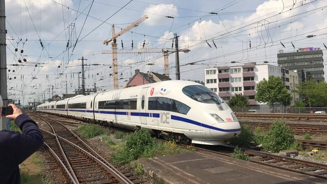 93 80 5406 001-8 D-DB Europa Europe ICE 14 Ausfahrt Köln Hbf