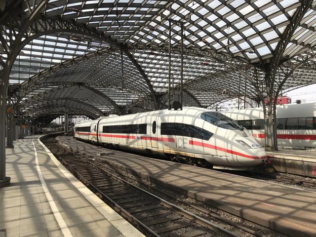 93 80 5406 053-9 D-NS ICE 125 Köln Hbf