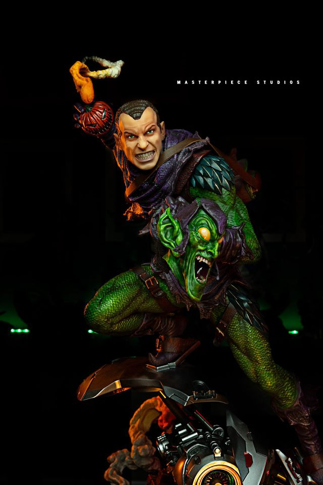 Premium Collectibles : Green Goblin** - Page 2 93cjjw