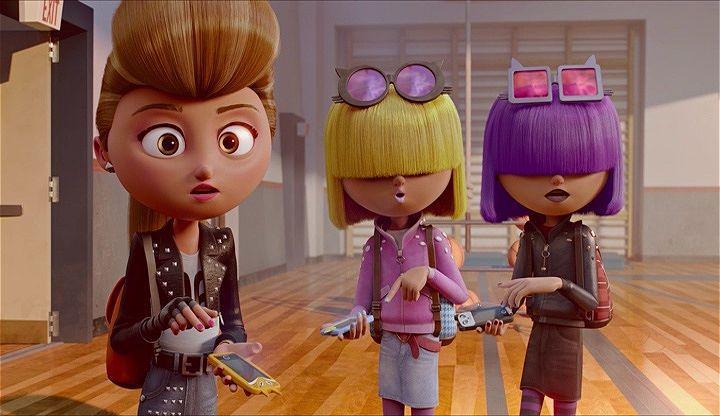 Küçük Kahramanlar Ekran Görüntüsü 2