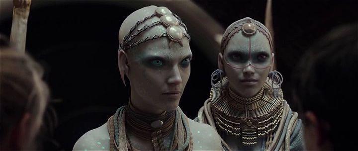 Valerian ve Bin Gezegen İmparatorluğu Ekran Görüntüsü 2