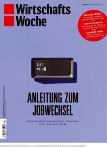:  Wirtschaftswoche Magazin No 17 April 2018