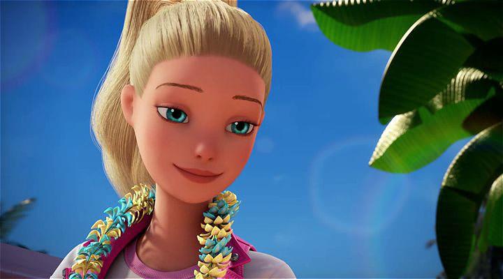 Barbie ve Köpekçikler Ada Macerası Ekran Görüntüsü 2