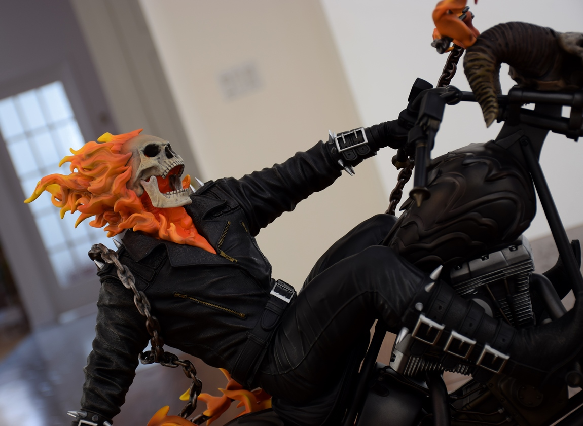 Premium Collectibles : Ghost Rider - Page 4 94tueb