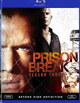 Prison Break - Stagione 3 (2008) (Completa) BDMux 720p ITA ENG AC3 DD5.1 x264 mkv