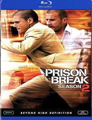 Prison Break - Stagione 2 (2007) (Completa) BDRip 720p ITA ENG AC3 DD5.1 x264 mkv