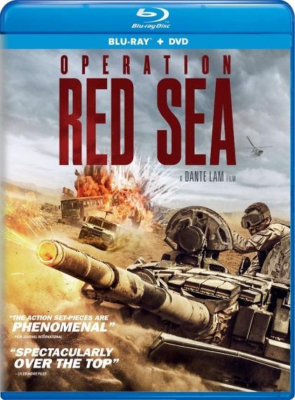 Kızıldeniz Operasyonu - Operation Red Sea -  BRRip - 2018 - Tek Link indir