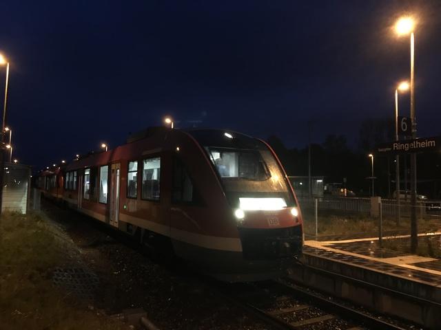 95 80 0 640 004-7 D-DB RB 42 RB 34794 Salzgitter-Ringelheim