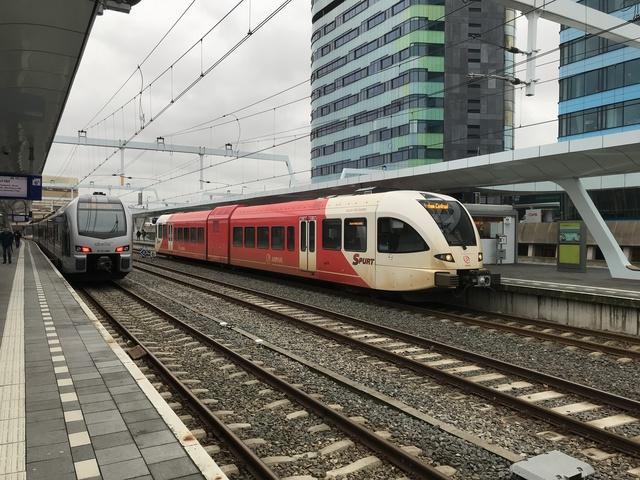 95 84 5 012 260-0 NL-AN ST 31139 Arnhem Centraal