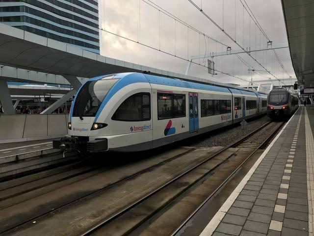 95 84 5 81 0007-9 NL-CXXN ST 30751 Arnhem Centraal