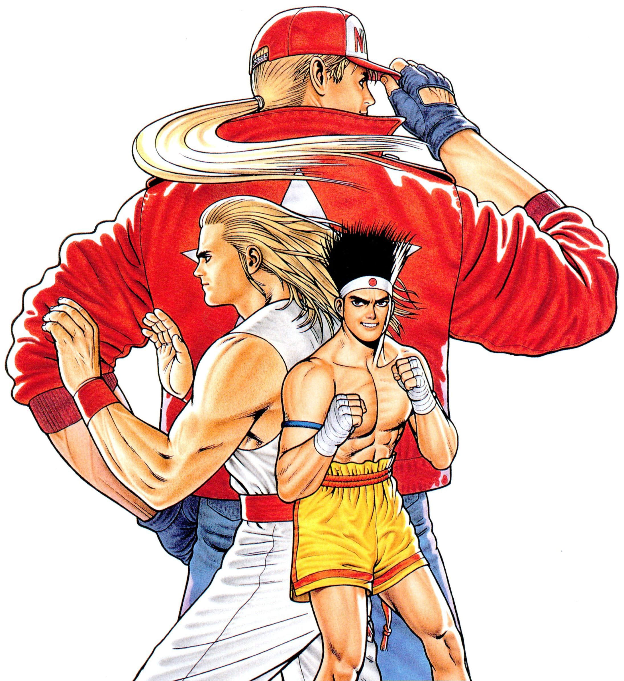 Aah U Okhey This Year Marks The Fatal Fury Series 25th Bustah