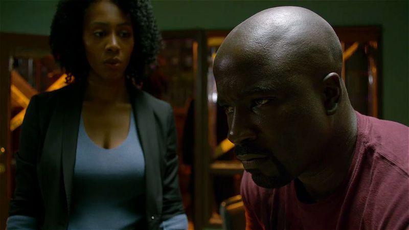 Luke Cage: 1.Sezon Tüm Bölümler Ekran Görüntüsü 2