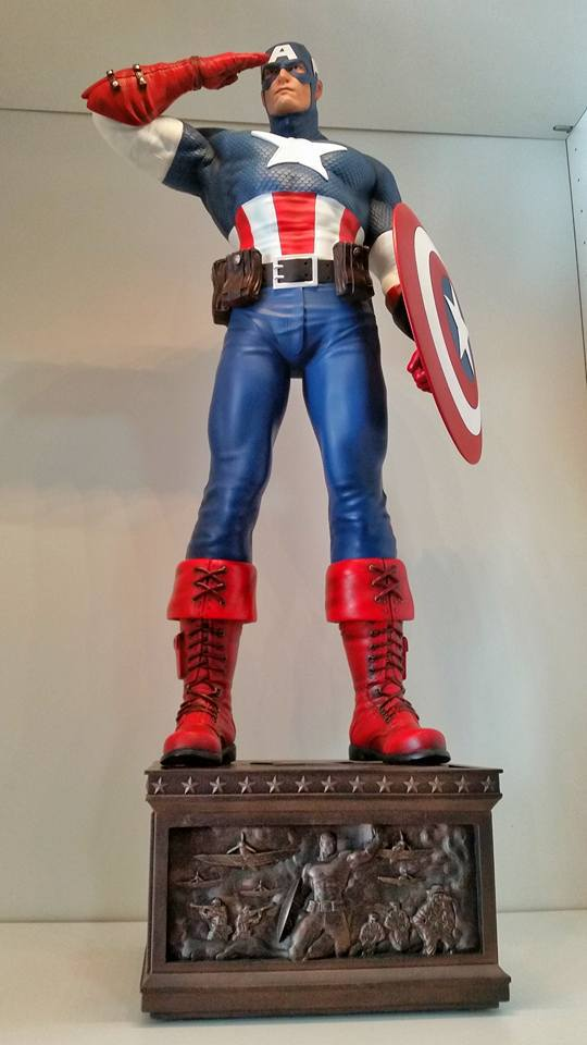 Premium Collectibles : Captain America - Sentinel of liberty - Page 5 979u3p