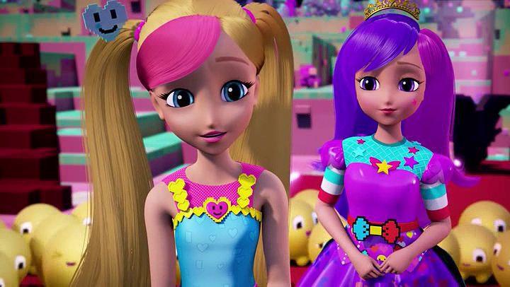 Barbie Video Oyunu Kahramanı Ekran Görüntüsü 2