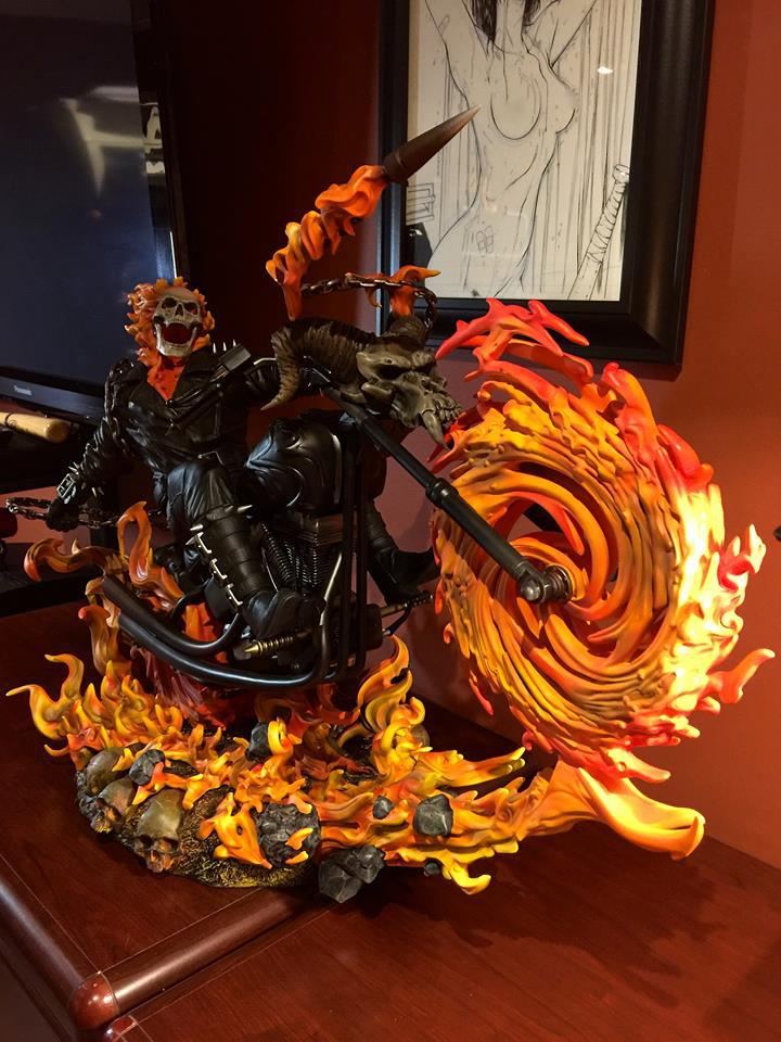 Premium Collectibles : Ghost Rider - Page 6 97uubt