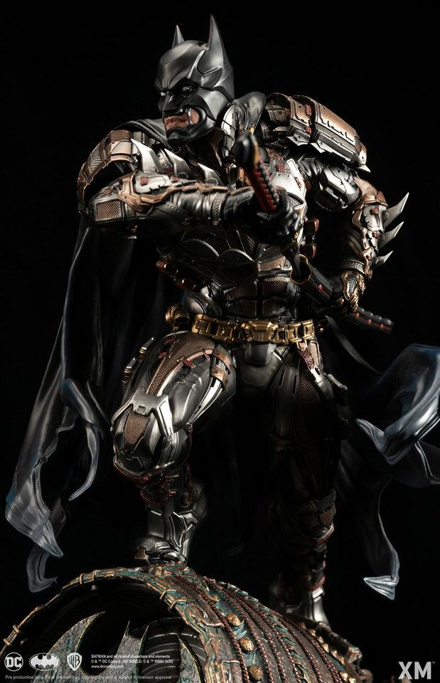 Samurai Series : Batman Shugo 982jdy
