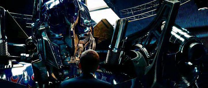 Transformers 2: Yenilenlerin İntikamı Ekran Görüntüsü 2