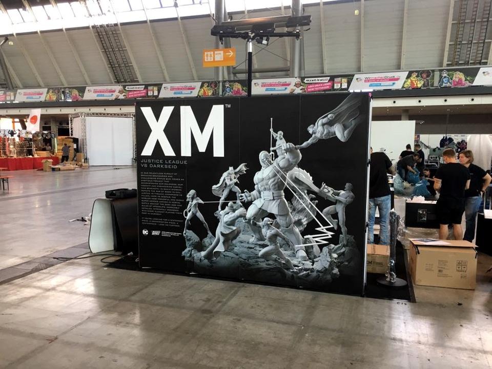 XM Studios: Comic Con Germany Stuttgart 2018  9a8sswe