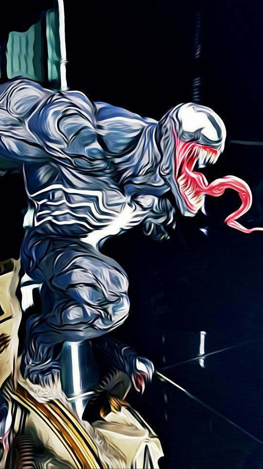 Premium Collectibles : Venom - Comics Version - Page 5 9akelzi