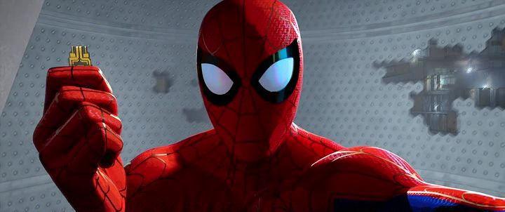 Örümcek-Adam: Örümcek Evreninde Ekran Görüntüsü 1