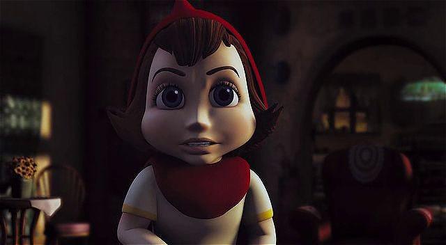 Kırmızı Başlıklı Kız Ekran Görüntüsü 2