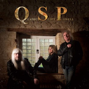 QSP (Suzi Quatro, Don Powell & Andy Scott) – QSP (2017) (MP3 320 Kbps)