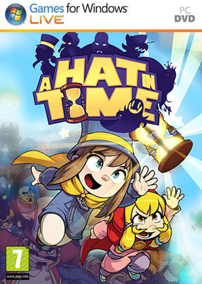 [PC] A Hat in Time - Nyakuza Metro (2019) Multi - SUB ITA