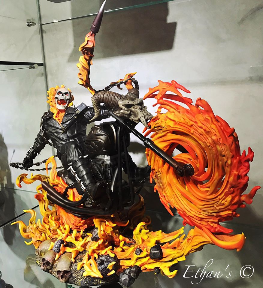 Premium Collectibles : Ghost Rider - Page 4 9jbuax