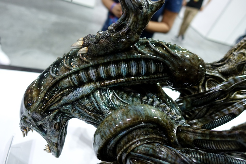Premium Collectibles : Alien 9kbkmv