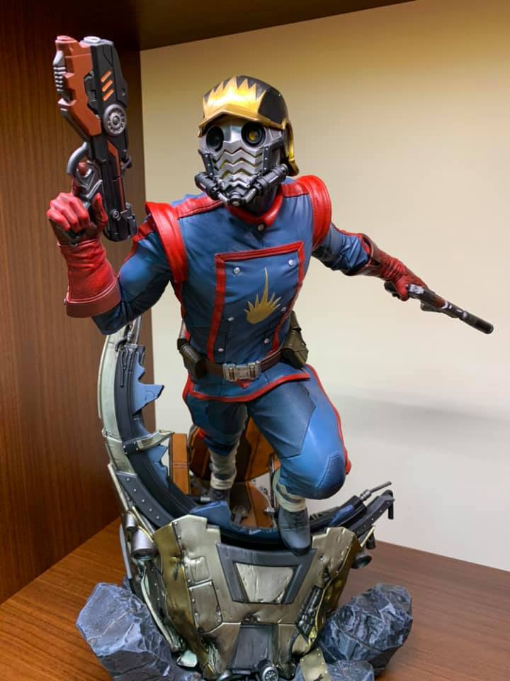 Premium Collectibles : Star Lord** 9lnj1l
