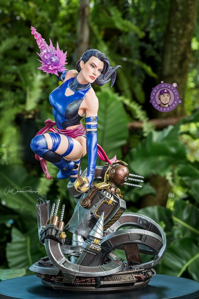 Premium Collectibles : Psylocke 1/4 Statue 9lvjqn