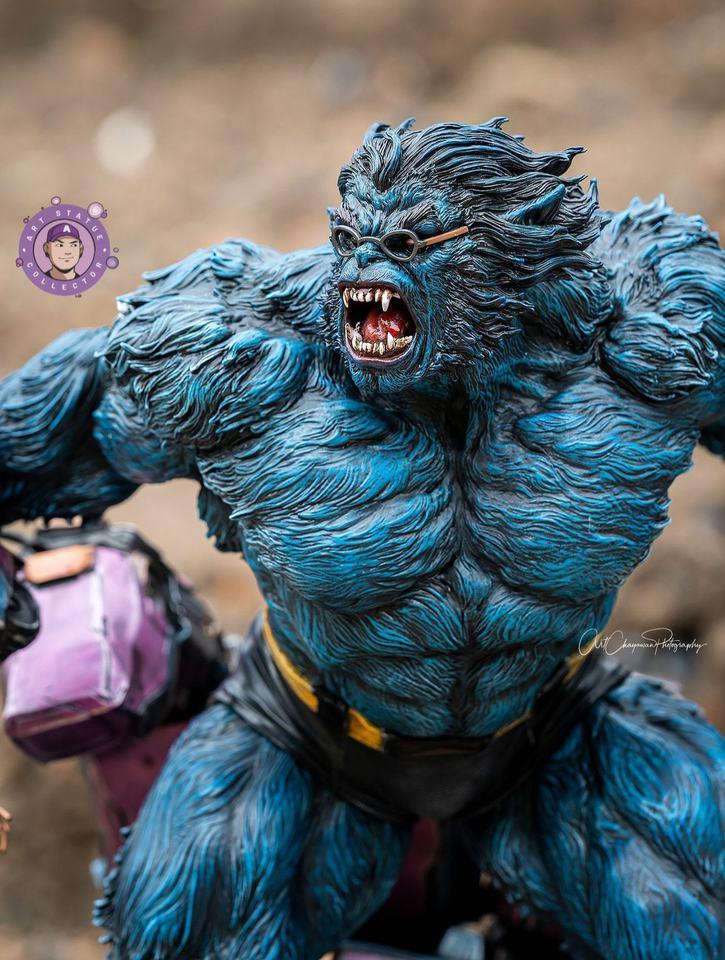 Premium Collectibles : Beast 1/4 Statue 9m9jii